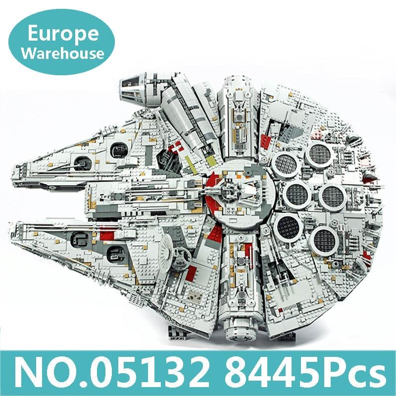 Lepinblocks Star Wars Schiff König Ziegel 05132 Millennium Super Star Destroyer Falcon Bausteine Death Star 75192 Spielzeug Geschenk-in Sperren aus Spielzeug und Hobbys bei  Gruppe 1