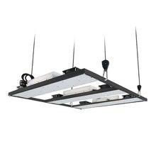 Lâmpada led de crescimento 240w 480w, lâmpada para plantas, espectro completo, para mudas, samsung lm301b lm301h, material luz crescente do motorista