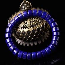 5a Высший сорт для женщин/мужчин натуральный камень abacus lapis