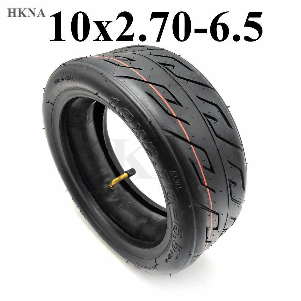 pneu 10 pouces 10x2 70 6 5 chambre a air pour scooter electrique voiture pliante 255x70 pneus epais resistants a l usure