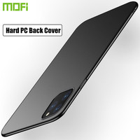 Case voor iPhone 11 Pro case cover voor iPhone11 2019 PC back coque logo shell 5.8 6.1 6.5 inch 11 pro max hard case