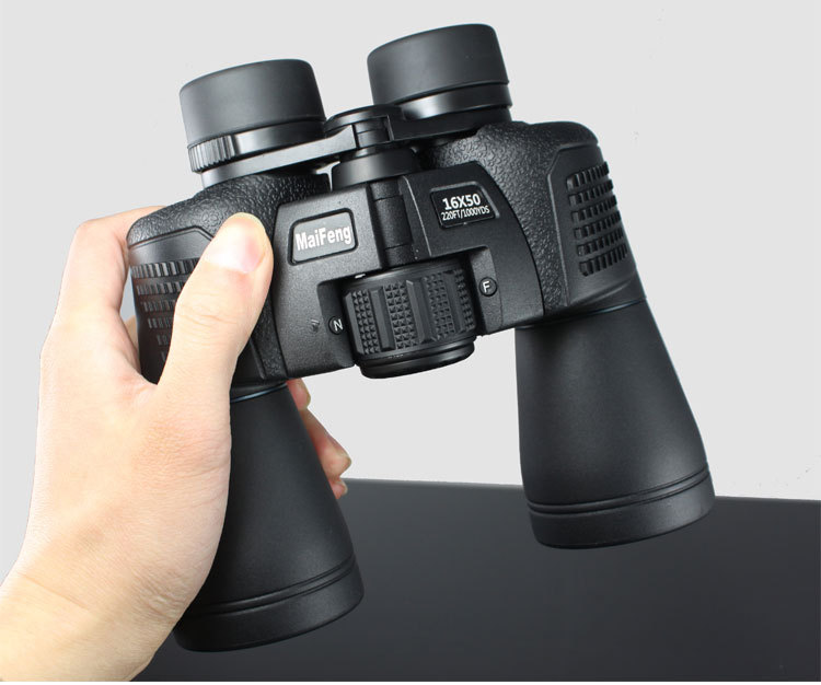 <font><b>Binoculars</b></font> <font><b>16x50</b></font> high power high resolution non-infrared night vision for outdoor adult mountaineering adventure image