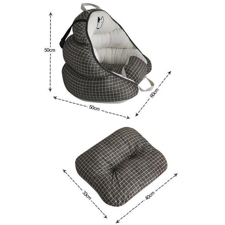 Super Comfortable Velvet Fleece Car Dog Bed Pet Bed Cat Nest Cat Dog Non-slip Cotton Material 10