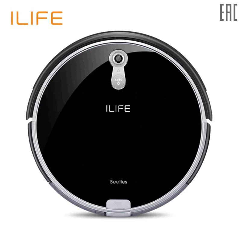 Robot vacuum cleaner ILIFE A8 with scanner room ilife v5s pro intelligent robotic vacuum cleaner