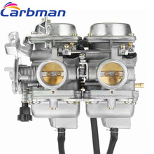 Dual-Carb-Assy Carburetor CA250 Motorcycle Honda Rebel Carbman for Ca250/Cb250t/Cbt250/..