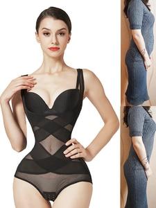 Image 1 - เอวเทรนเนอร์ BUTT Lifter Body Shaper Slimming ชุดชั้นใน Corrector ท่าทาง Binder Trans reductive Strip ผู้หญิงควบคุมกางเกง