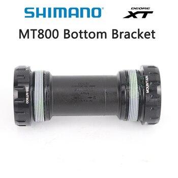 SHIMANO Bike Bottom Deore XT SLX SM BB52 MT800 BB93 Bracket MTB Bicycle Parts
