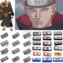 Toys Armband Headwear Symbol Cosplay-Props Konoha Naruto Akatsuki Kakashi Pain-Sharingan