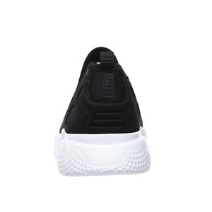 Image 5 - גודל 36 46 יוניסקס נעלי אישה בעבודת יד נעלי נשים להחליק על zapatos de mujer נעלי ספורט מתנה עבור מאהב זוג sapato feminino