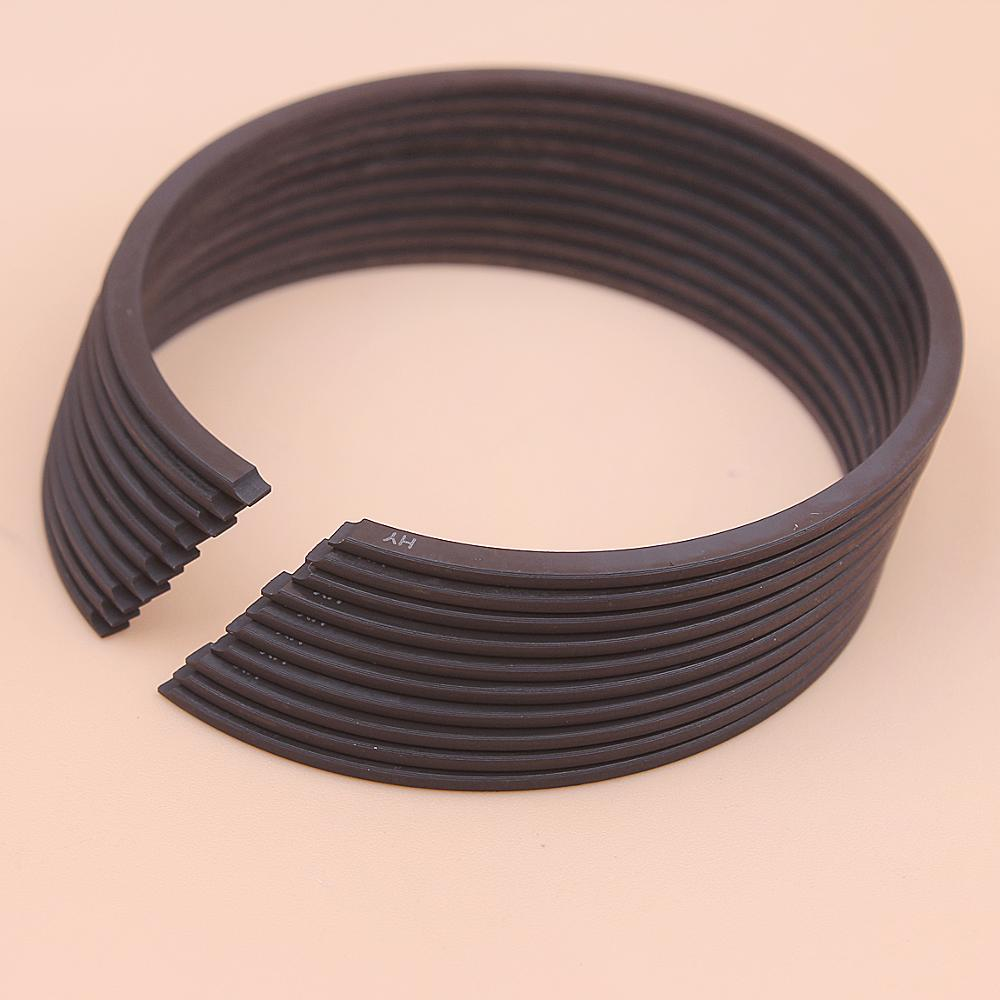 10pcs/lot 52mm X 1.2mm Piston Rings For Stihl 046 MS460 MS461 064 MS650 Chainsaw Part 1122 034 3000