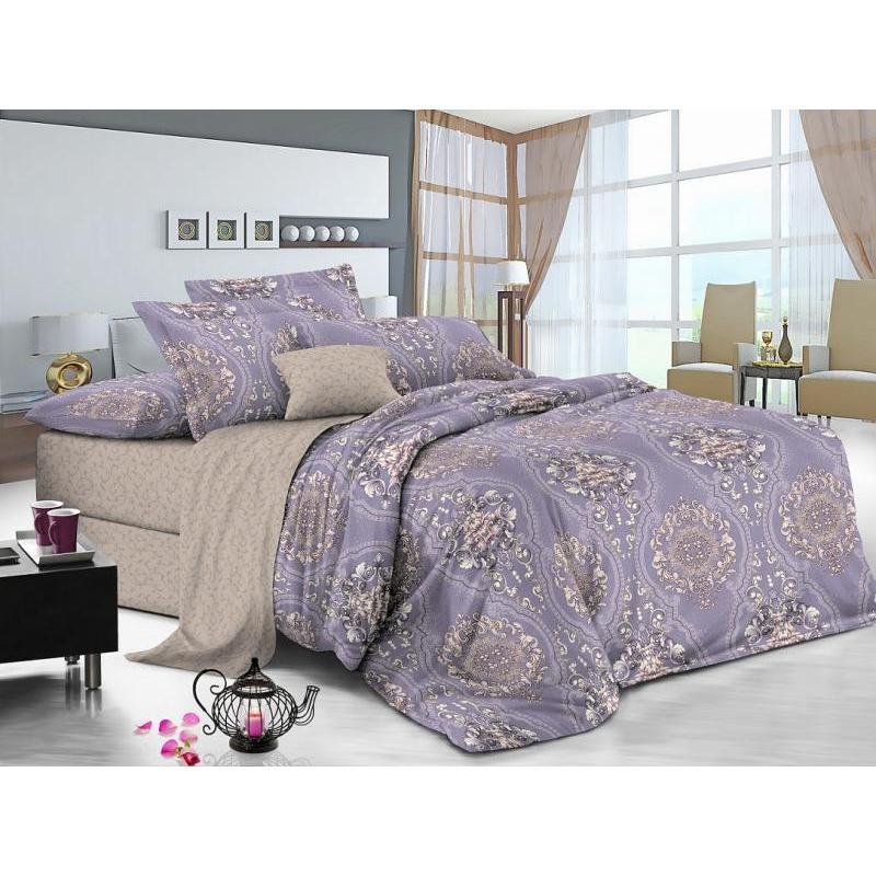 Bedding Set double Amore Mio, Violetta, purple bedding set double amore mio lace