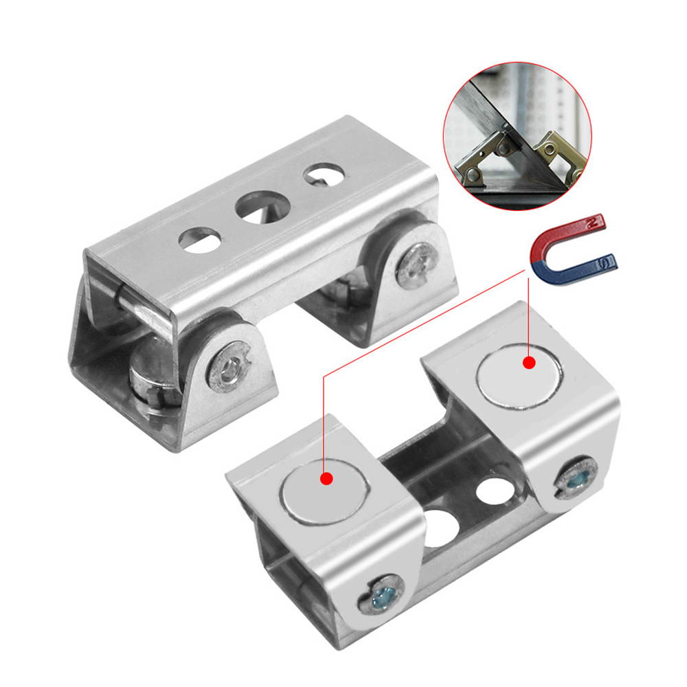 V-type magnetic Clamps V-shaped Magnetic Welding Bracket Adjustable Electrical Device Magnetic V-Pads Strong Hand Tool 1PC
