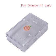 цена на Orange Pi Case Acrylic Case ABS  Box Shell Transparent  Protective ABS Cover For Orange Pi PC/PC 2/PC Plus  In Demo Board