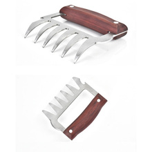 Cutters Puller Meat-Shredder Pork Claw Bbq-Accessories Beer-Opener Cooking-Tool Vegetable