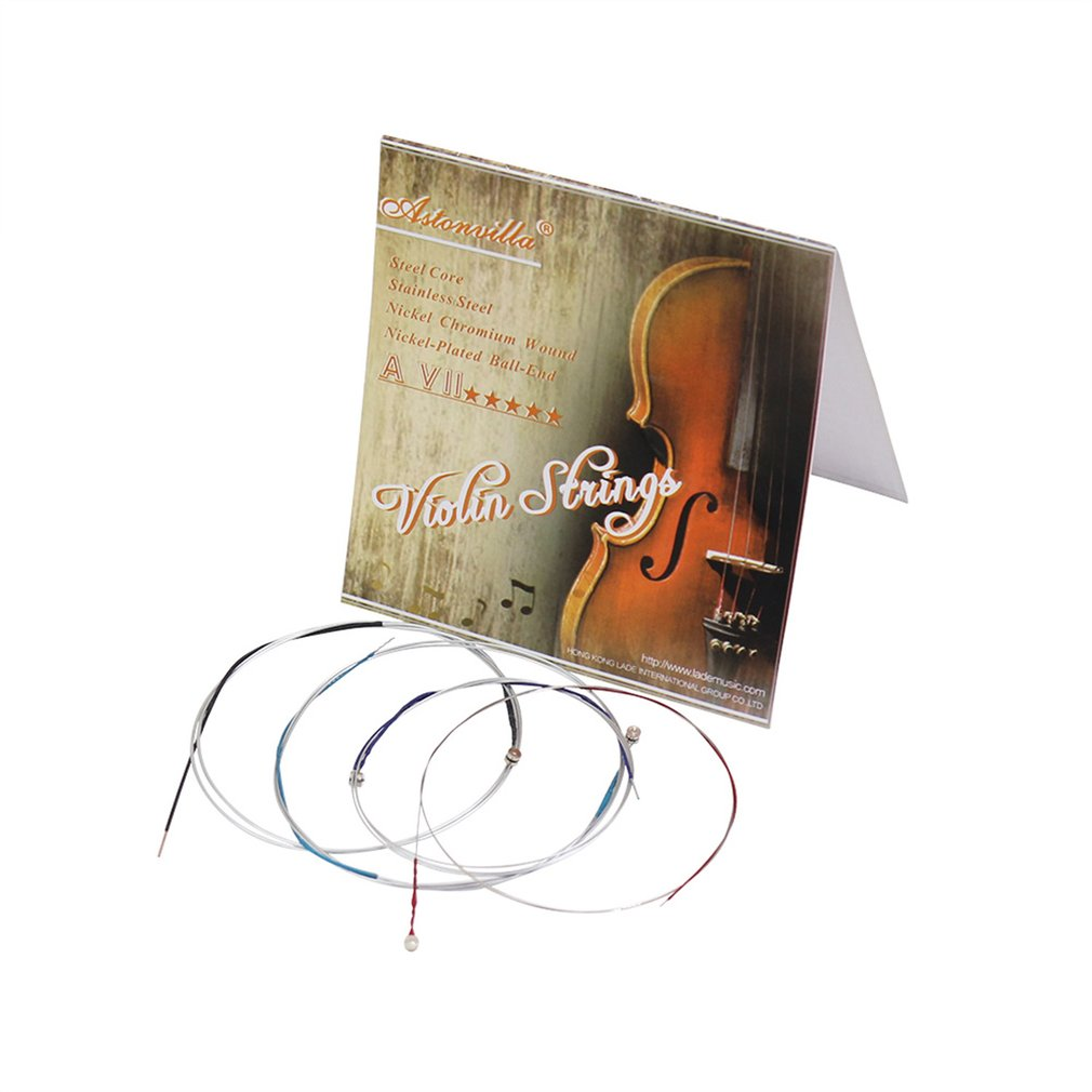 German Pirastro Tonica Violin Strings Set Ball End A E G D Set Violino String For 4/4-1/8 Violin