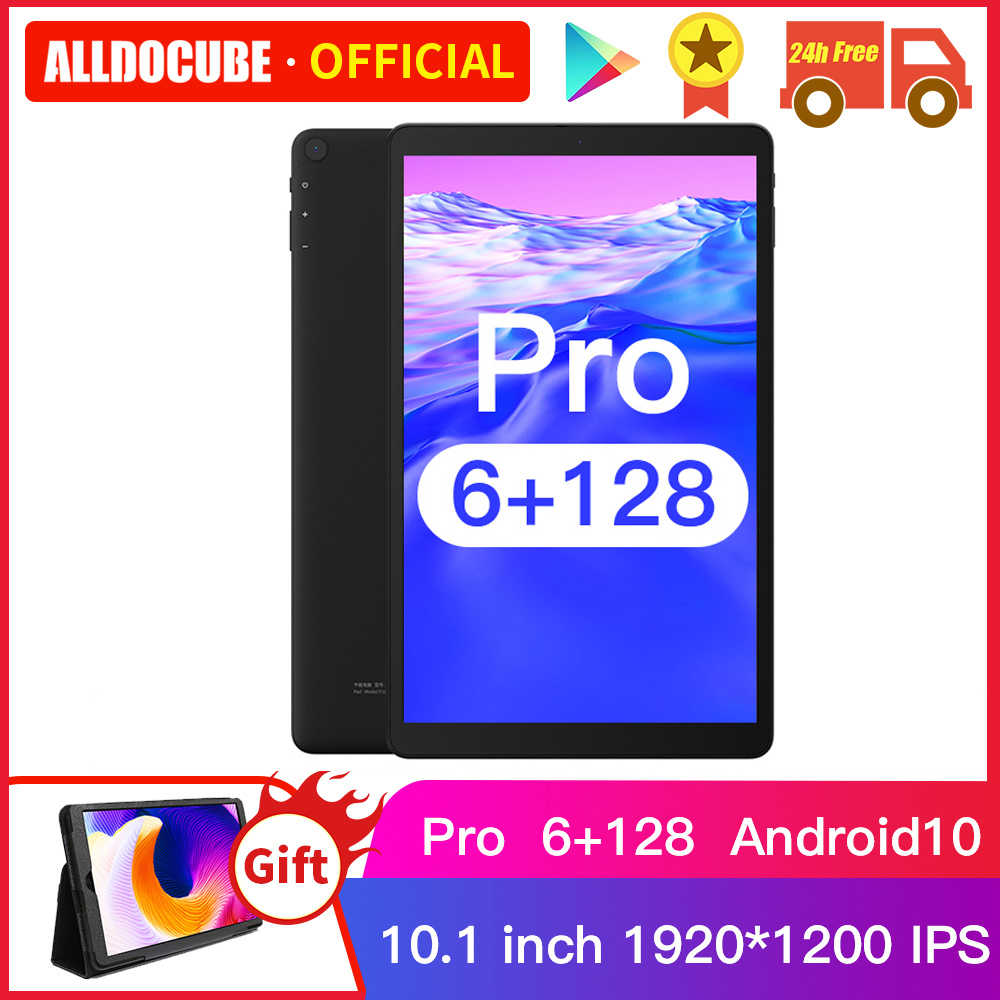Alldocube IPlay20 Pro 10.1 Inch Android 10 Tablet Pc 6Gb Ram 128Gb Rom 9863A Tabletten 4G Lte telefoontje Iplay 20