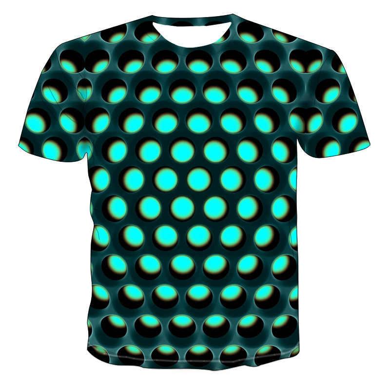2020 夏新 3d tシャツ男性半袖シャツユーモアtシャツ日本パンクアニメゴシック 3dT-shirtメンズ服