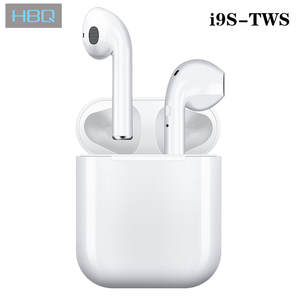 Mini Earbuds Sport-Headset Bluetooth-5.0 earphone Smart-Phone I9s Tws Wireless with Mic-Charging-Box