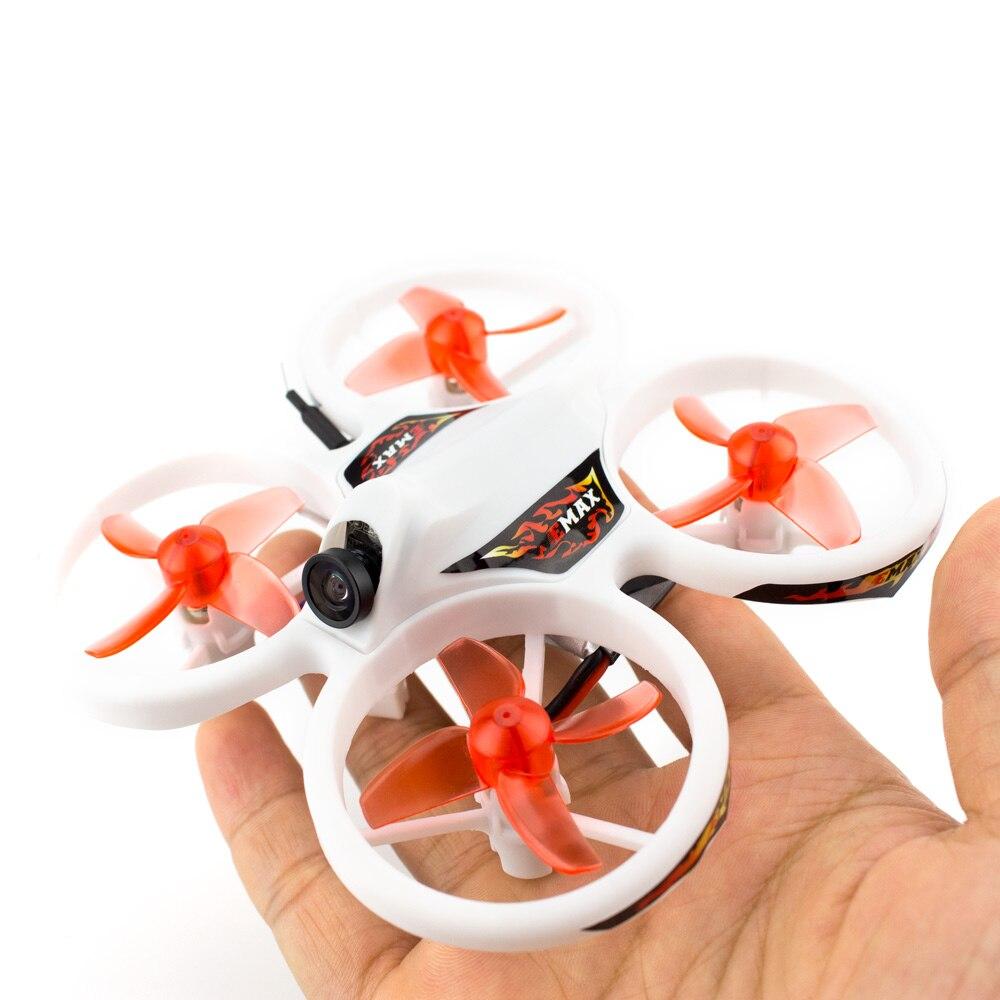 EMAX EZ Pilot 82MM Mini 5.8G intérieur FPV course Drone avec caméra lunettes RC Drone 2 ~ 3S RTF Version pour débutant - 4