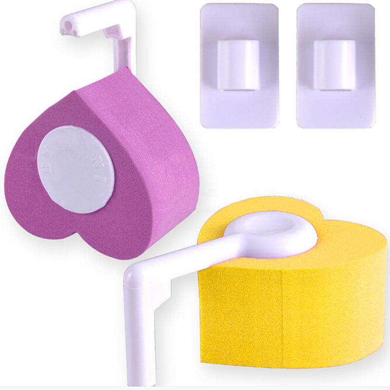 2pcs Baby Safety Lock For Room Door EVA Children Protection Lock Drawer Cabinet Door Wardrobe Anti-pinch Wings Kids Safety Lock