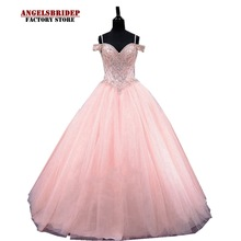 Party Dress Gowns Quinceanera-Dresses Vestidos-De-Debutante Plus-Size Ballkleid Formal