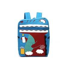 Рюкзак с мультипликационным динозавром для маленьких детей