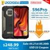DOOGEE S96 Pro Smartphone 48MP Round Camera 20MP Infrared Night Vision 6.22'' Helio G90 Octa Core 8GB+128GB 6350mAh Rugged Phone 1