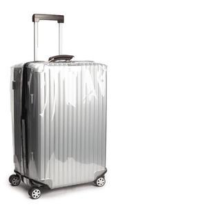 2020 ПВХ водонепроницаемый чехол для багажа, чехол для костюма, защитный чехол, прозрачный чехол, 20-30 Пылезащитная сумка для путешествий, аксе...