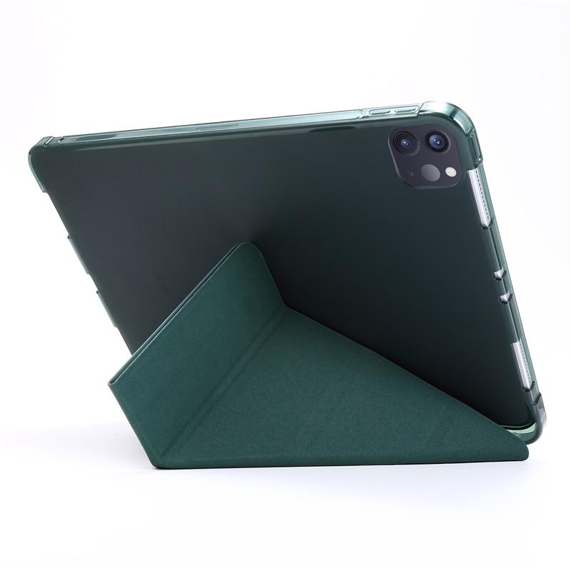 Pro Tablet 2020 PU Funda 11 Pro iPad iPad Back 2020 Soft Leather For Smart Case For Slim