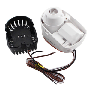Image 3 - HCSSZP 750GPH Automatic Boat Bilge Pump 12V DC Submersible Electric Water Pump Small 12 v volt 750 gph for Marine Boat