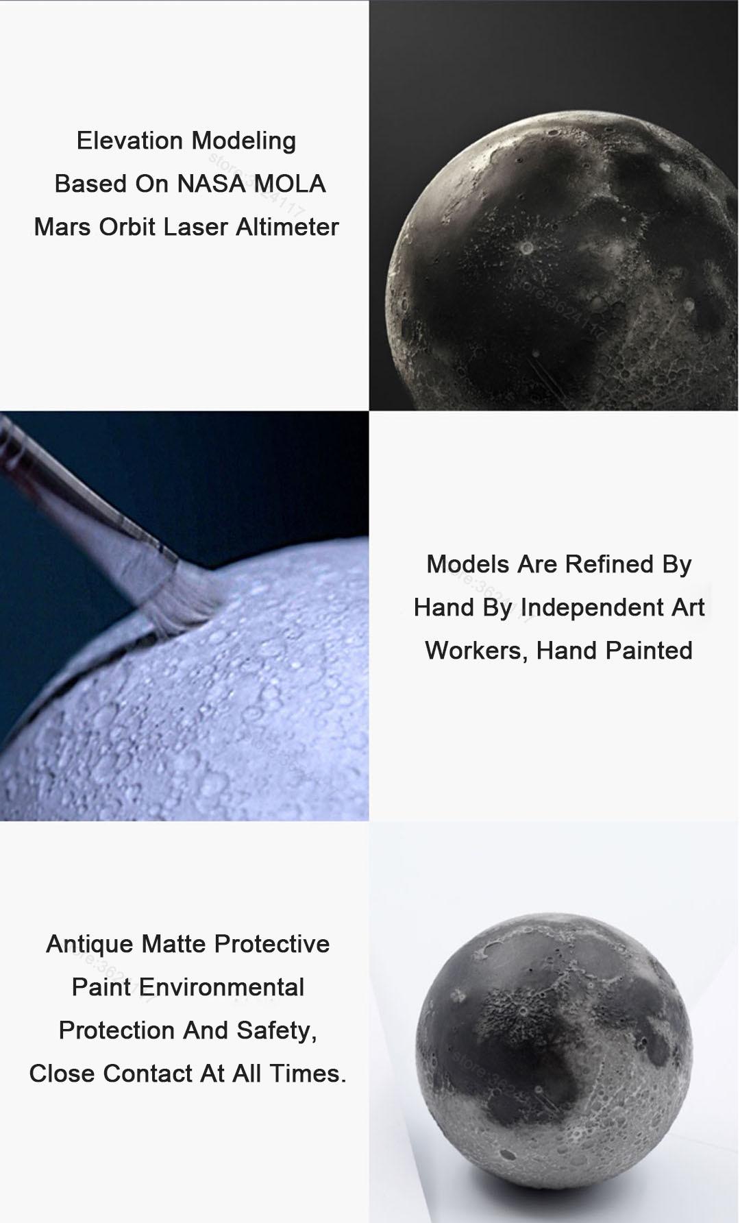 Moda youpin ar sistema solar planeta modelo