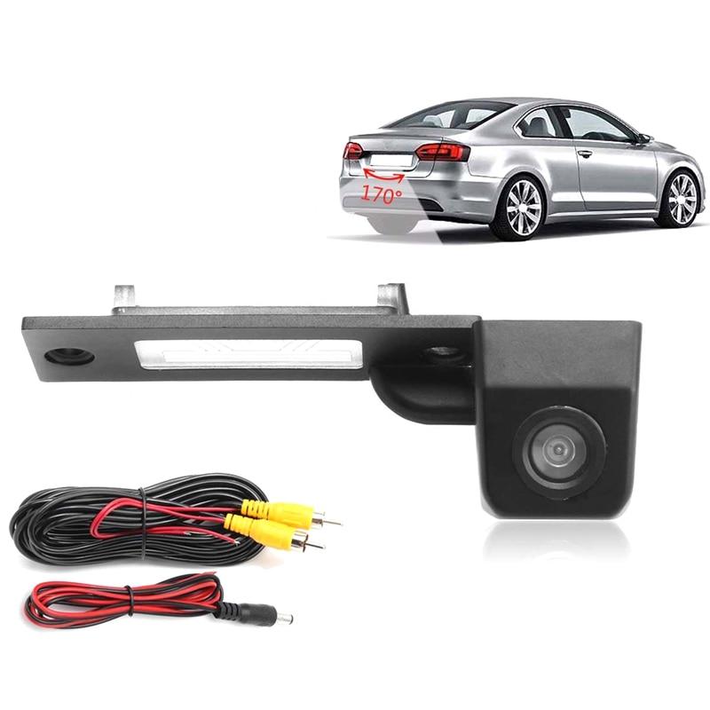 Car Reversing Parking Rear View Camera For VW Transporter T5 T30 Caddy Passat B5 Touran Jetta