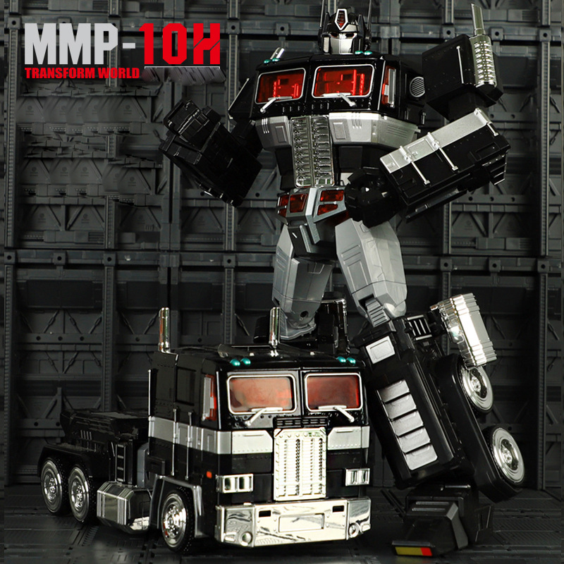 Image 5 - 32cm YX MP10 MPP10 Metal Part Model Transformation G1 Robot Toy Alloy mmp10 Commander Diecast Collection Action Figure Kids Gift-in Action & Toy Figures from Toys & Hobbies