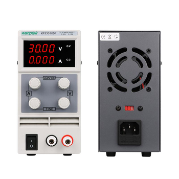 цена на New KPS1510DF 15V10A 110V-230V 0.1V/0.001A EU LED Digital Adjustable Switch DC Power Supply mA display Repair test Machine