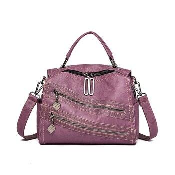 сумка женская 2020 модная женская сумка через плечо ZDG вместительная сумка для женщин женские сумки