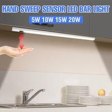 Светодиодный usb трубный светильник светодиодный под шкафом