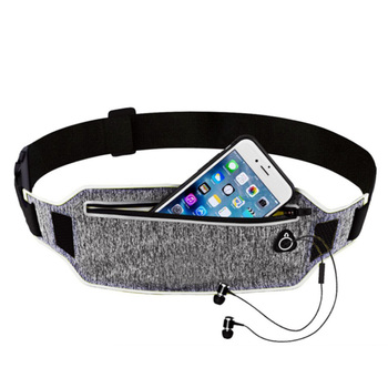 Professional Running Waist Pouch Belt Sport Belt Mobile Phone Men Women With Hidden Pouch Gym Bags Running Belt Waist Pack 1  Home Hf45ce26859654654bd065d2d5f7e182cO