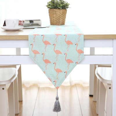 สไตล์โมเดิร์นแฟชั่นโมเดิร์นดอกไม้ตารางผ้าตกแต่งงานแต่งงานผ้าcarvasผ้าRunnerตารางผ้า