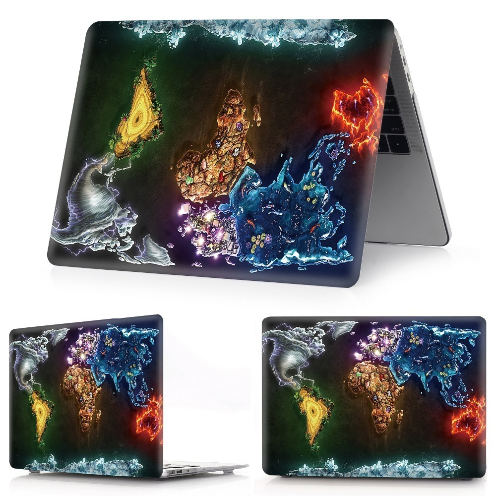 Fashion Personality Hard Case for Macbook 38