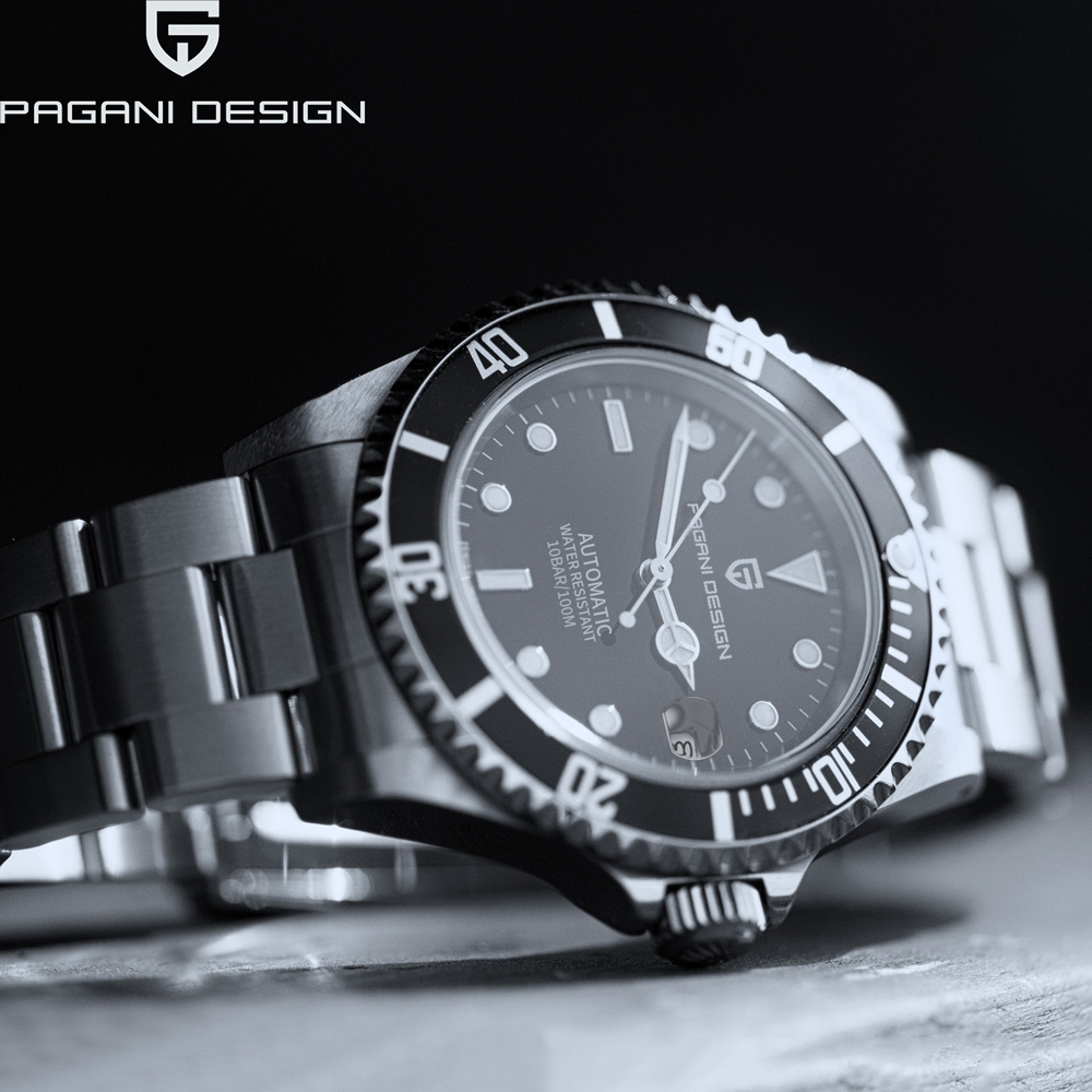 PAGANI DESIGN Mens Watches Luxury Business Wristwatch Men Mechanical Automatic Watch Men Sport Waterproof Relogio Masculino 2020|Mechanical Watches| - AliExpress