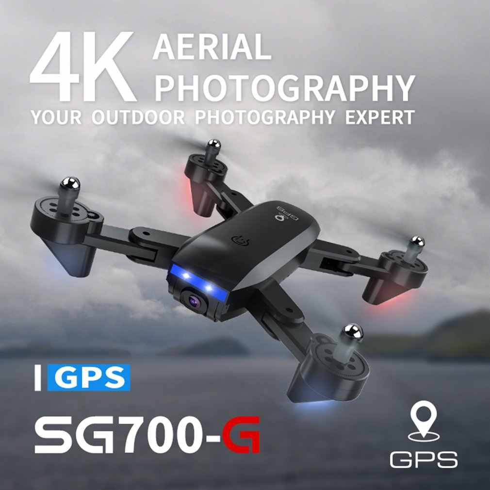 Drone SG700G 5G Wifi Fpv 1080P Of 4K Dual Camera Optische Stroom Quadcopter Opvouwbare Selfie Drone Breed hoek App Controle