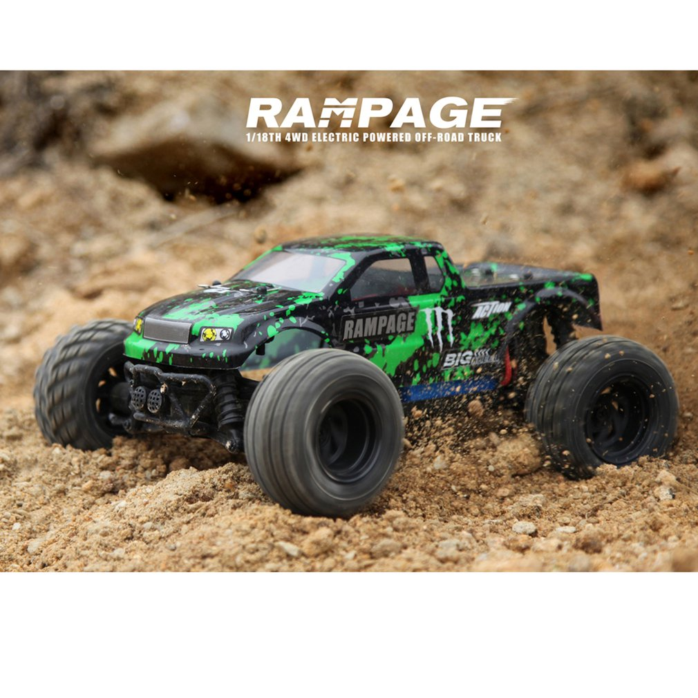 HBX RC Car 18859 4WD 2.4Ghz 1:18 Scale 30km/h High Speed RC Drift Remote Control Car Electric Powered Off-road Truck Model