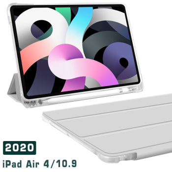 Flip leather case For iPad Air 4 Gen10.9 2020 With Pen slot