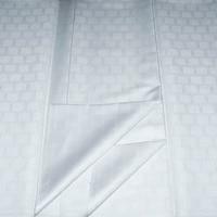 White Fabric Textile Austria Quality African Original Bazin Riche 100% cotton Fabric For Nigeria Clothing 160CM