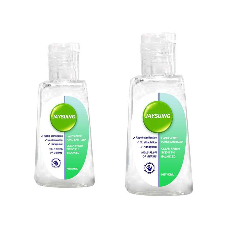 30ml Mini Hand Sanitizer Disposable No Clean Waterless Antibacterial Hand Gel