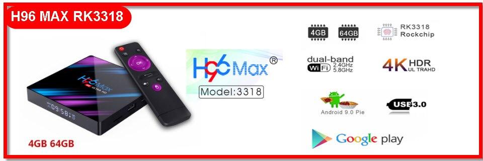 H96MAX RK3318