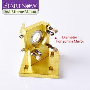 Image 5 - Startnow CO2 Laser Bộ Căn Cứ Thành Phần Đầu Laser Bộ Ống Kính Tráng Gương Đèn Gắn Cho CNC 2030 Khắc Máy Dự Phòng một Phần