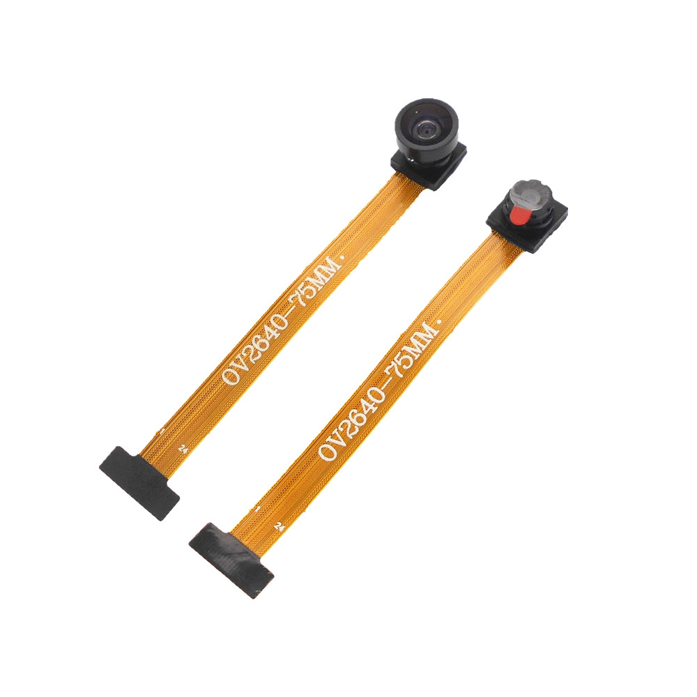 Модуль камеры 68/160 градусов OV2640 для TTGO T-Camera Plus ESP32-DOWDQ6 8MB SPRAM Camera Module 75mm OV2640 DVP