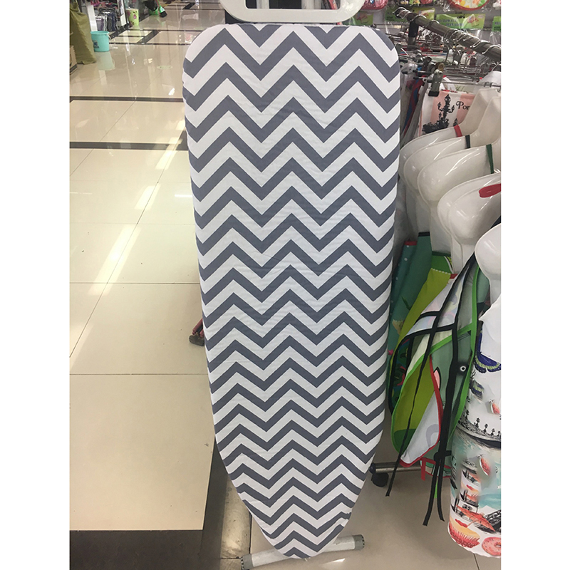 Non slip Striped Cotton Thicken Ironing Board Cover High Temperature Resistance 150x50cm font b Home b