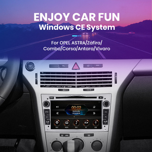 Image 2 - Junsun Android9.0 GPS RDS 2 + 32GB אופציונלי עבור אופל אסטרה Vectra Corsa Antara Vivaro Zafira מריבה 2 דין רכב רדיו DVD לרכב נגן